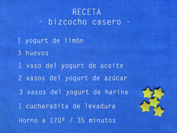- Bizcocho casero. Photo of Love33:cuisine -