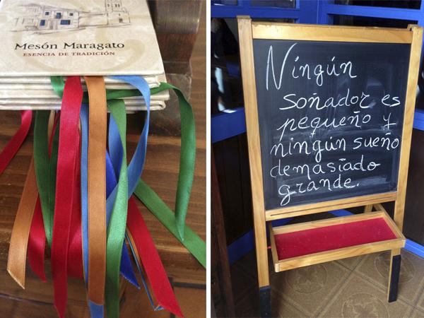 - Mesón Maragato. Photo of Love33:cuisine -