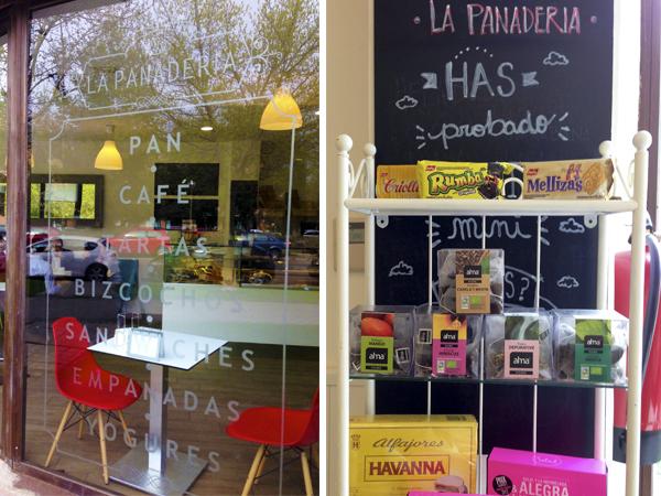 - La Panadería. Photo of Love33:cuisine -