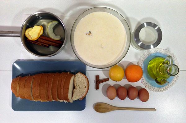 - Receta Torrijas. Photo of Love33:cuisine -